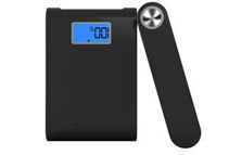 12000mAh High Capacity External Portable Power Bank w/ LCD Display (2 Colors)