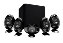 KEF Home Audio Speaker System