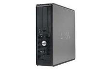 Refurbished: Dell OptiPlex 755 Desktop 2.2Ghz 2GB 80GB + Mouse & Keyboard