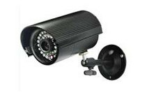 Weatherproof Sharp 36 IR LED Outdoor Color Night Vision CCTV Camera