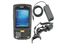 Refurbished: Symbol Motorola Barcode Scanner Wi-Fi Car Adapter + AC Adapter