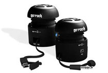 Tweakers GoRock Portable Speakers (2 Colors)