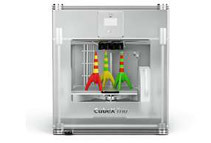 3D Systems Cube X Trio 3D Printer w/ 3 Starter PLA Cartridges