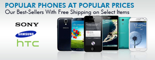 Popular Phones at Popular Prices