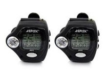 AGPtek 2-Way Walkie Talkie Watch, Pair