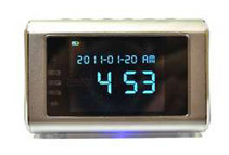 Foscam Hidden Video Camera Clock Radio
