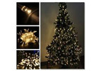 10M 100 LED Connectable Christmas Party String Light