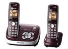 Refurbished: Panasonic 1.9 GHz Digital Handsets Cordless Phones (4 Models)