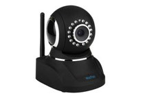 HooToo HT-IP210F Indoor Wireless IP Camera MJPEG CMOS w/ IR-Cut Filter (2 colors)