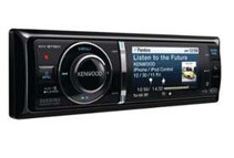 Kenwood KIVBT901 In-Dash Digital Media Receiver w/ Built-in Bluetooth