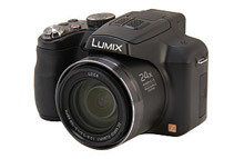 Panasonic Lumix 16.1 MP Digital Camera DMC-FZ60K, Black
