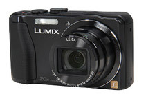 Panasonic Lumix 16.1 MP Digital Camera DMC-ZS25K, Black