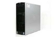 Refurbished: HP xw6600 Computer - 2 x 2.66GHz 8GB Memory Win 7 Pro (1 Year Warranty)