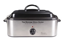 Royal Massage Stone Heaters (2 Sizes)