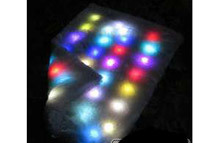 SnugGlow LED Light Ultra-Soft Plush Blanket