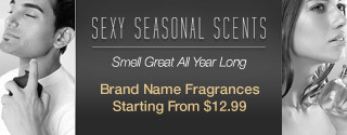 Sexy Seasonal Scents