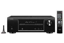 Refurbished: Denon AVR-1613 5.1 Ch 3D HT Receiver with AirPlay