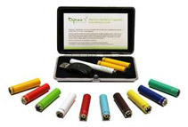 Ozone Smoke E-Cigarette Mini Starter Kit (2 Flavors)