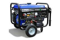 Portable Generators (3 Models)