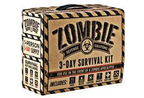 Zombie / Disaster Survival Kit  (2 Options)