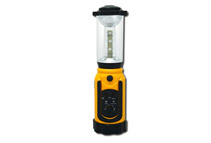 Life Gear LifeLight LED Lantern with AM/FM Radio