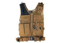 Multi-Pouch Vests (2 Styles)