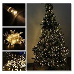 10M 100 LED Connectable Christmas Party String Light (7 Colors)