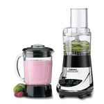Remanufactured: Cuisinart FPB-5CHFR Chrome Duet Blender/Processor