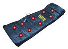 Carepeutic Back Vibration Massager with Heat Therapy