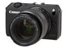 Canon EOS M 18MP Compact Mirrorless System Camera Kit