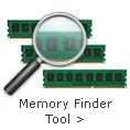 Memory finder tool