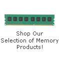 Shop our selection of memory products!