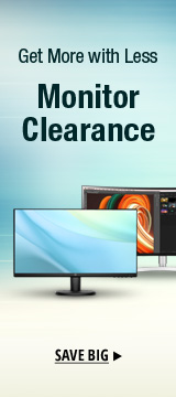 Monitor clearance
