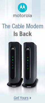 The Cable Modem is Back