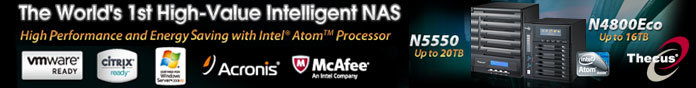 The World's 1st High-Value Intelligent NAS