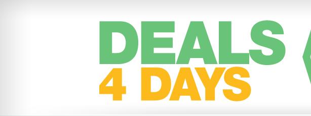 DEALS 4 DAYS