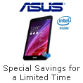 asus - Special Savings for a Limited Time