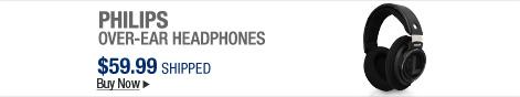 Newegg Flash - Philips Over-Ear Headphone