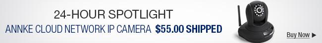 24-hour spotlight