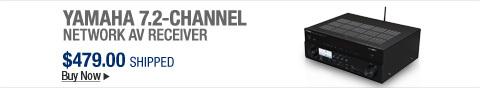 Newegg Flash – Yamaha 7.2-Channel Network AV receiver