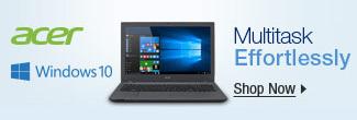 Acer - Multitask Efforlessly