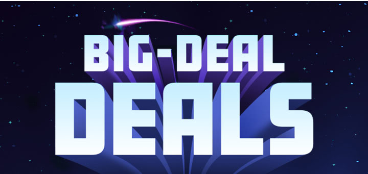 Big-Deal Deals