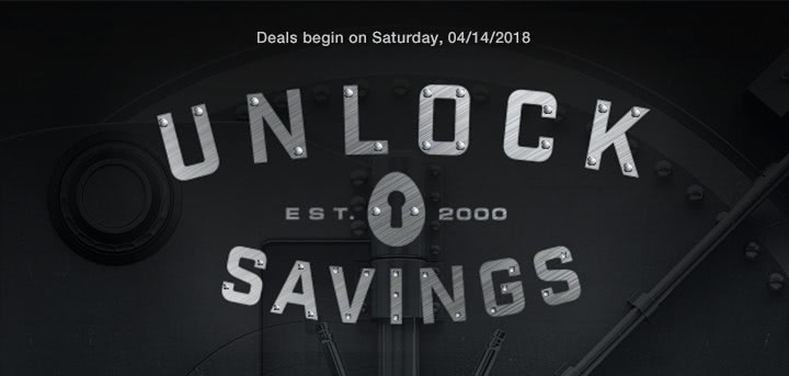 Unlock Savings