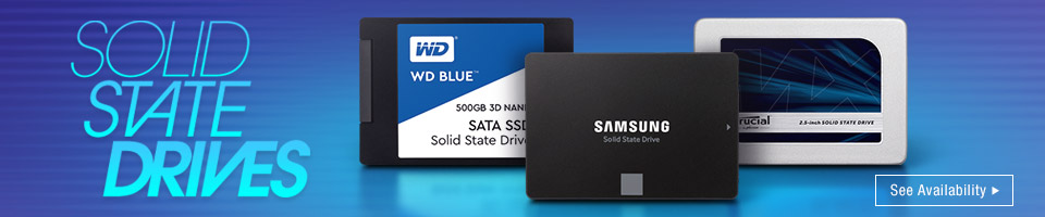 Solid State Drives