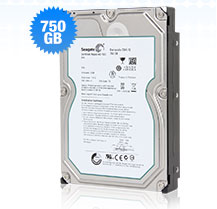 "Refurbished: Seagate Barracuda ST3750525AS 750GB SATA 6.0Gb/s 3.5"" Internal Hard Drive"