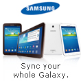 Samsung - Syncyour whole Galaxy.