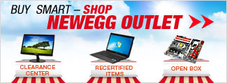 Buy Smart- Shop Newegg Outlet