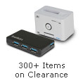 300+ Items On Clearance.