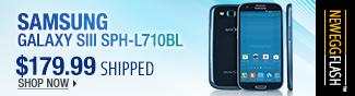 Samsung Galaxy SIII SPH-L720BL
