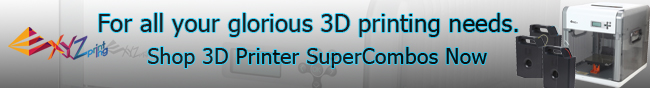 For all your glorious 3D printing needs. Shop 3D Printer SuperCombos Now.